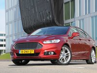 Wallpaper Ford Mondeo