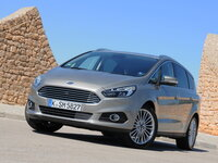 Wallpaper Ford S-MAX
