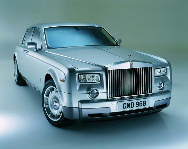 Rolls Royce Phantom (2003 - 2017)