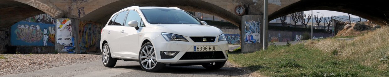 SEAT Ibiza ST Familiar
