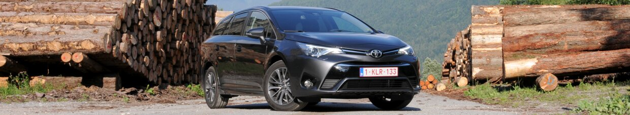 Toyota Avensis Familiar