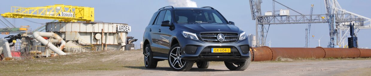 Mercedes-Benz GLE (2015 - 2018)