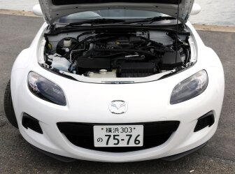Mazda MX5 Softtop (2005 - 2015)